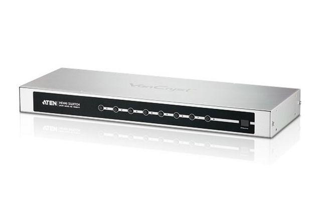 ATEN przełącznik HDMI 8-portowy