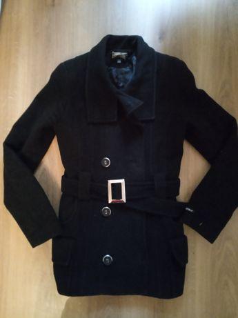 Женское драповое пальто, размер- XS/42