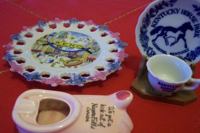 bibeloty porcelanowe