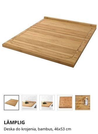 Deska drewniana do krojenia Ikea