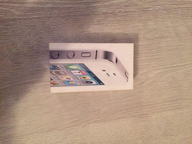 Pudełko po iPhonie 4s