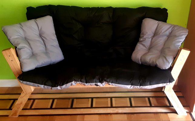 Sofa debowa, wypoczynek