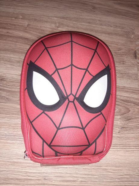 Śniadaniówka torebka na skarby spiderman