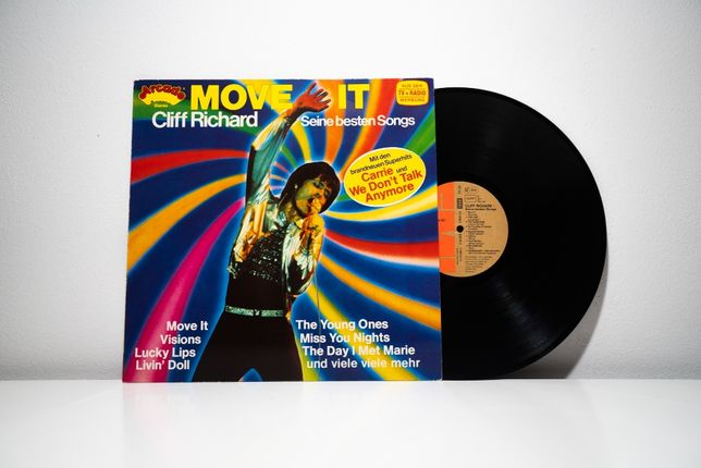 LP Cliff Richard - Seine besten Songs