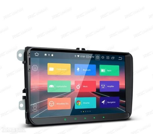 "AUTO RADIO 2DIN GPS ANDROID 10.0 LCD TÁCTIL 9"" VW SEAT Y SKODA"
