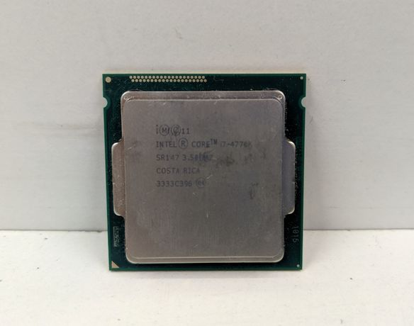 Процессор i7 4770K 3700K 2700K 2600K i5 3570K 2500K Intel s1150 1155