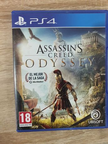 Assassins Creed Odyssey PS4 PS5 Playstation 4 5