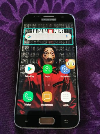 Galaxy S7 złoty super stan!!!
