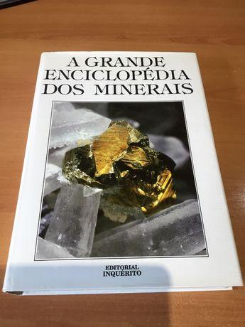 A Grande Enciclopédia dos Minerais - Editorial Inquerito