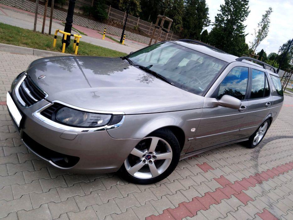 Saab 9-5 Vector Lift 2,0Turbo//manual //Skóry// SERWIS//Zamiana*** Płock - image 1