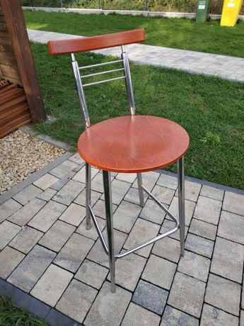 Krzesełko barowe krzesło domowe