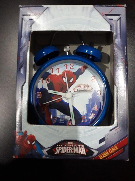 Relógio spiderman
