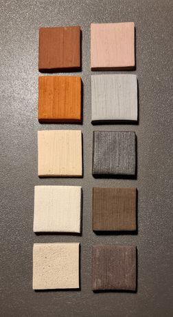 Płytki ceramiczne podstawki do mchów,fissidensów, bucephalandr