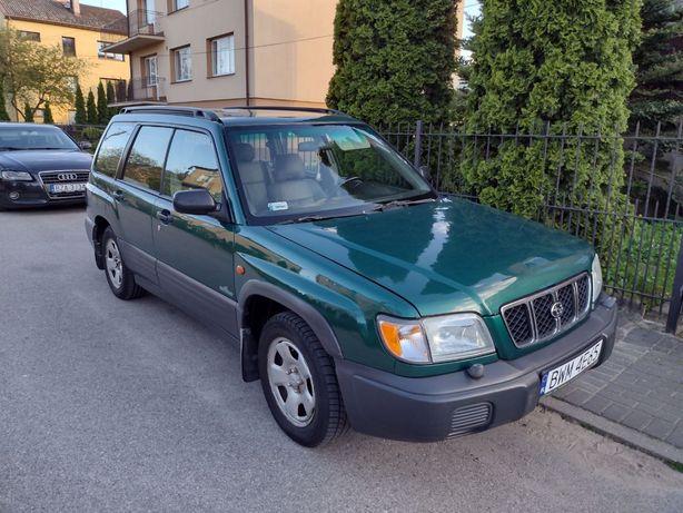 Subaru forester 2000 2.0
