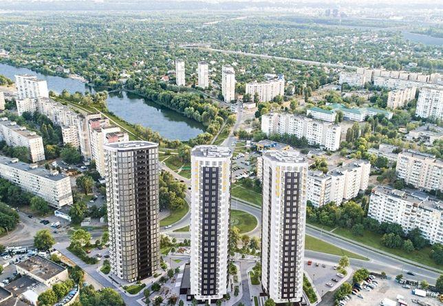 1к квартира по ул Кибальчича, 2 - 1 182 000 грн