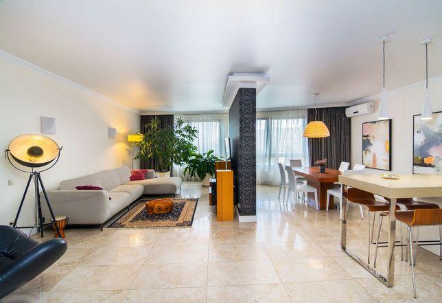 Аренда квартиры 135 кв м в престижном комплексе Park Avenue