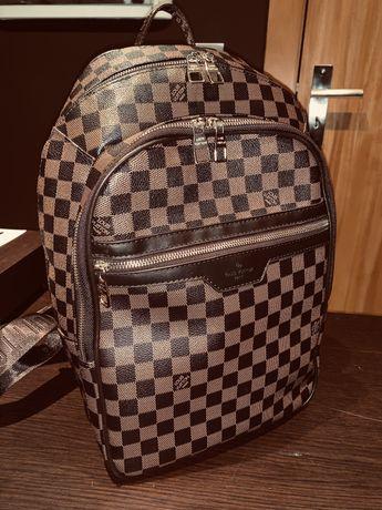 Travel Bag Louis Vuitton Brown Just