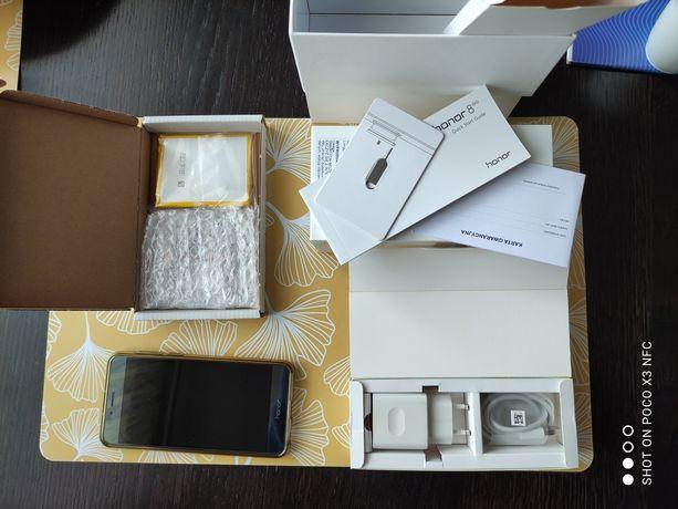 Honor 8 4/32 Huawei Zestaw Gratisy frd-l09 + Nowa bateria