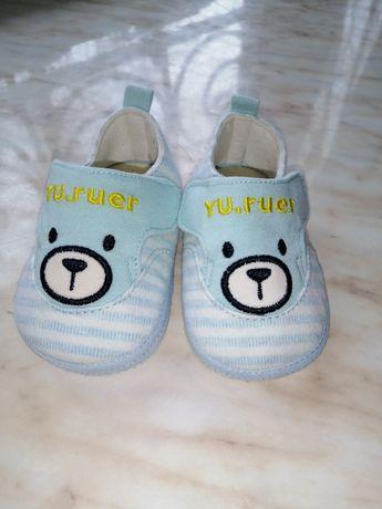 Детская обувка...