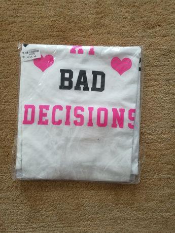 Koszulka xl pretty god at bad decisiond nowa