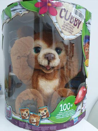 Hasbro Furreal Friends interaktywny Niedźwiadek Cubby E4591
