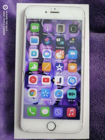 Продам IPhone 6s plus 64gb Rose Gold