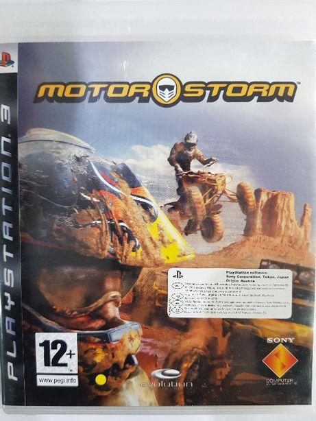 MotorStorm PS3 PlayStation 3 Używana Kraków