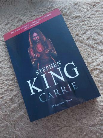 """Książka """"Carrie"""""""