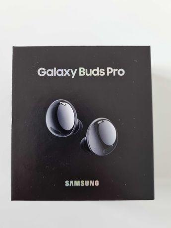 Galaxy Buds Pro nowe słuchawki bezprzewodowe Samsung