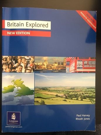 """Britain Explored"" P. Harvey, R. Jones"
