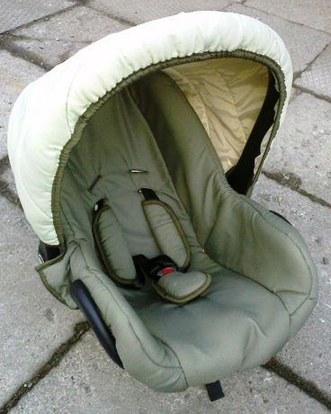 Nosidełko fotelik samochodowy 44R-04 Seka Baby Collection 0-11 kg