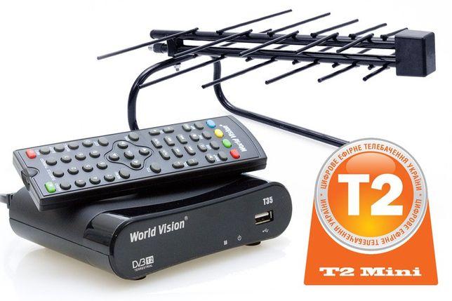 Продажа и установка Т2, антенн, смарт ТВ, пульты... лучшее качество!!!
