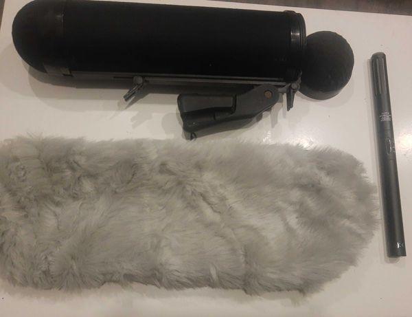 Profesjonalna osłona wietrzna mikrofonu