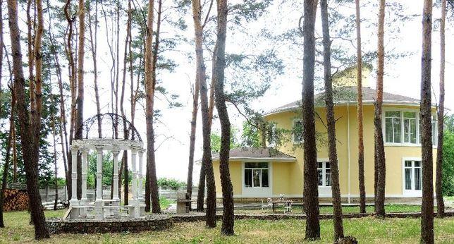 Продам особняк в лесной зоне Ворзеля, 400кв.м+50 соток. БЕЗ КОМИССИИ!