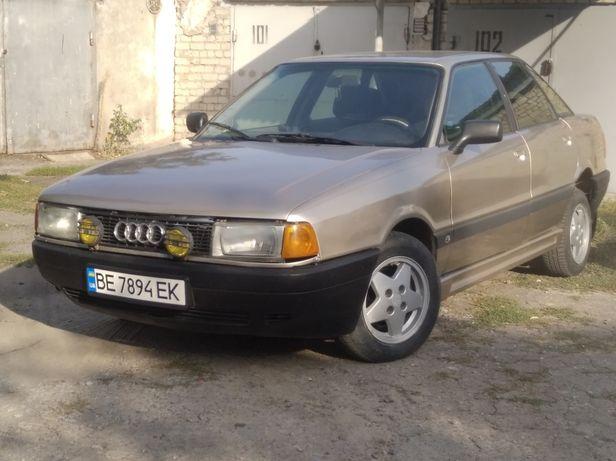 Продам Audi 80 б3