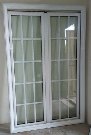 Porta Aluminio - Janela Aluminio vidro Duplo -Sacada
