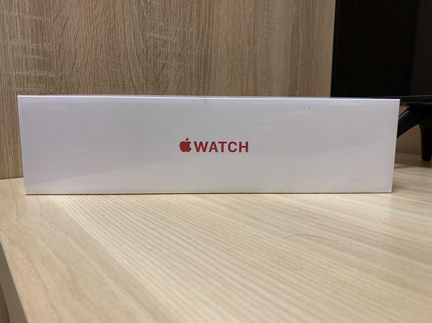 Apple Watch series 6 RED 40mm sport band НОВІ В ПЛІВЦІ