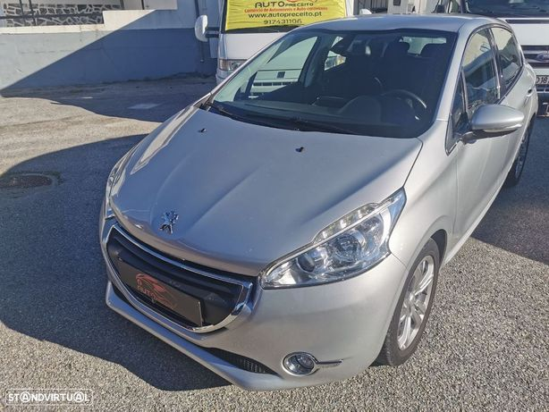 Peugeot 208 1.6 HDI 100cv BlueHDI