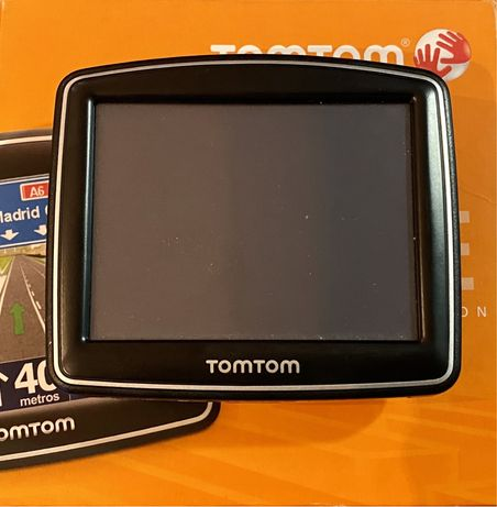 GPS TOMTOM edição ibérica
