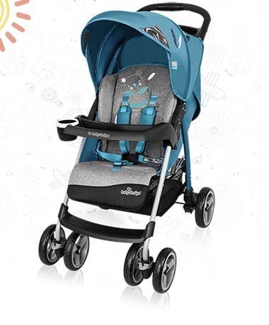 Прогулочная коляска Baby Design Walker Lite (Беби Дизайн) Польша. ТОРГ
