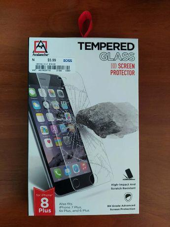 Продам защитное стекло для iPhone 8 Plus / 7 Plus /6 s Plus / 6 Plus