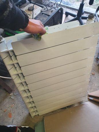 Grzejnik aluminiowy 10 żeberek