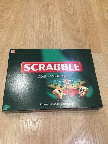 Игра Scrabble на украинском