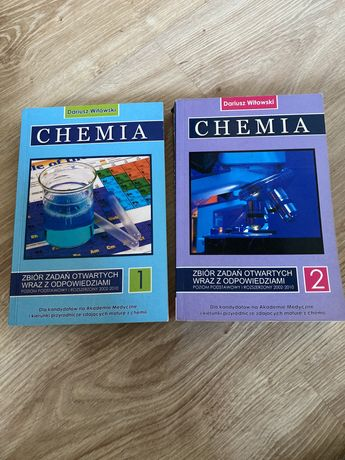 Witowski chemia tom 1 i 2