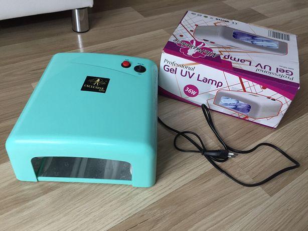 Lampa UV 36W 4x9W mięta