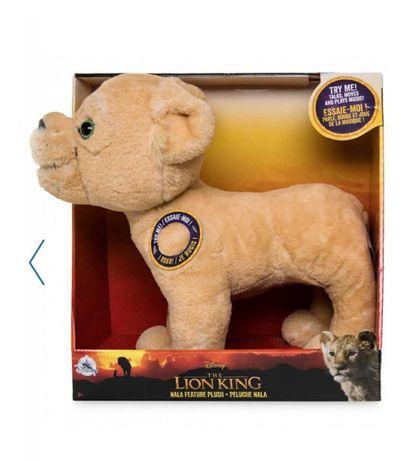 М'яка іграшка лев Disney the Lion King Nala Feature Plush