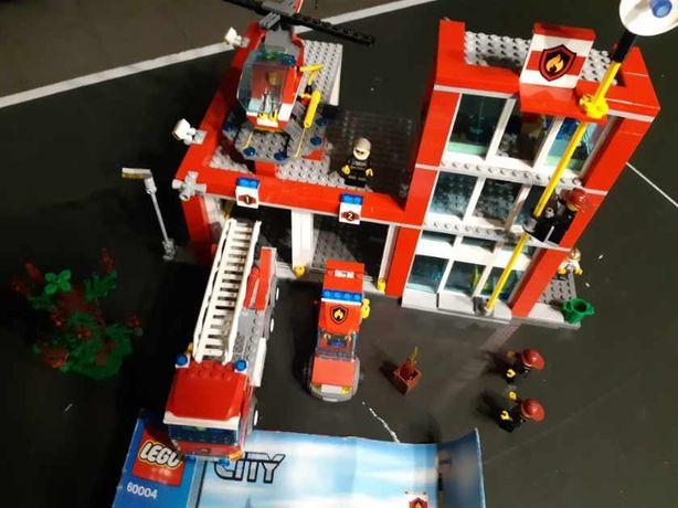 Klocki Lego City 60005, 4209, 60004, 60023