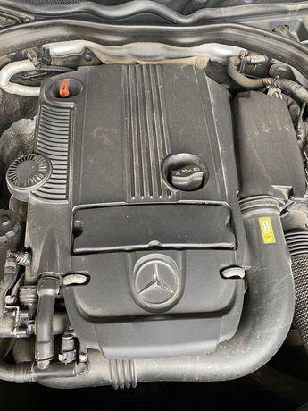 M271.860 E200 CGI 1.8  мотор Mercedes w212,w204,w207