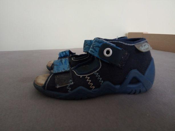Sandały Befado r.22 skórzana wkładka