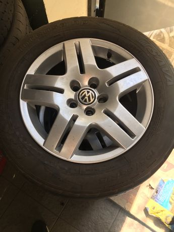 VW Golf Диски + Резина